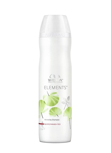 Paranbensiz Şampuan Elements 250 Ml-Wella